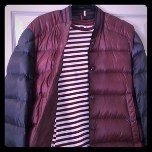 MonCler Bomber (Topman shirt included 'M')